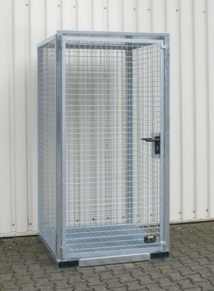 Gasflaschen-Container Typ GFC-E-G-M-0
