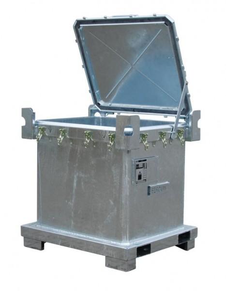 Bergungsgrossverpackung Typ SAG 800