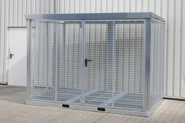 Gasflaschen-Container Typ GFC-E-G-M-5