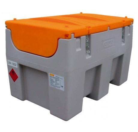 DT-Mobil Easy 430-Liter mit Elektropumpe, Automatik-Zapfpistole und Klappdeckel