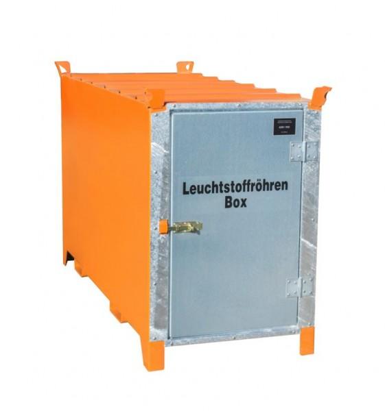 Leuchtstoffröhren-Box Typ SL-150 - gelborange RAL 2000