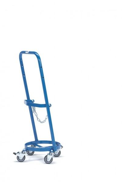 Fetra Stahlflaschen-Roller für 1 Propangasflasche 11 kg