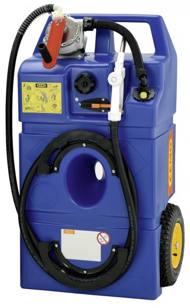 AdBlue®-Trolley 100-Liter mit Kurbelpumpe