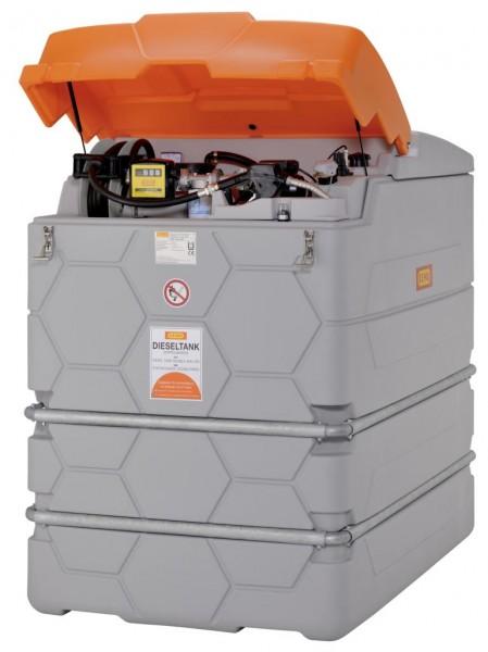 CUBE-Dieseltank Outdoor Premium 1000