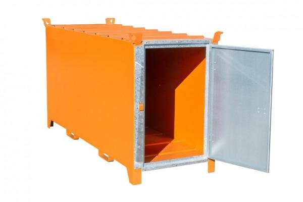 Leuchtstoffröhren-Box Typ SL-200 - gelborange RAL 2000