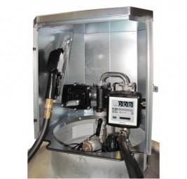 Elektropumpe 40 l/min, 230 Volt mit Zähler passend für KS-Mobil