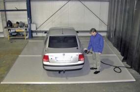 Diesel-Abfüllplatz KPM-1 für Eigenverbrauchs-Tankanlagen (Grundmodul)