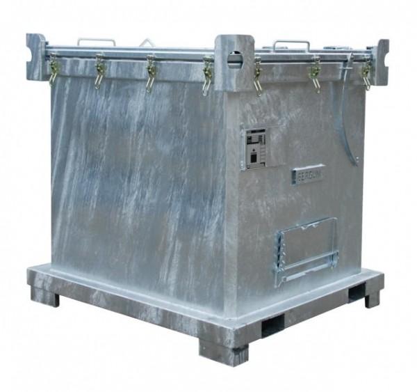 Bergungsgrossverpackung Typ SAG 2100