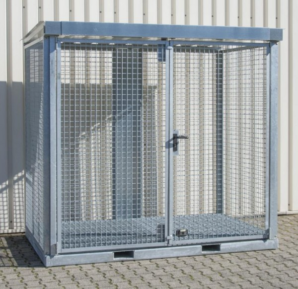 Gasflaschen-Container Typ GFC-E-G-M-3