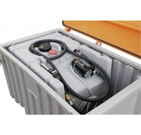 Cemo CEMbox 400-Liter mit Befestigungseinsatz für DT-Mobil Easy