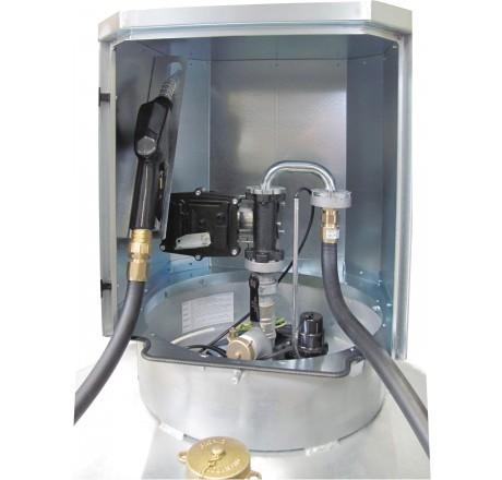 Elektropumpe 230 V mit Automatik-Zapfpistole