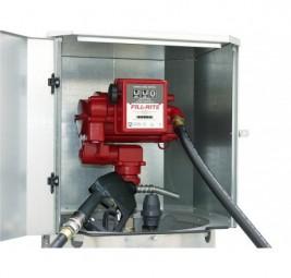 Elektropumpe 60 l/min, 230 Volt extrem robust mit Zähler passend für KS-Mobil