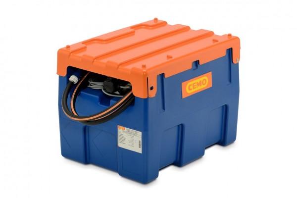 Blue-Mobil Easy 200-Liter mit Membranpumpe, Automatik-Zapfventil und Klappdeckel