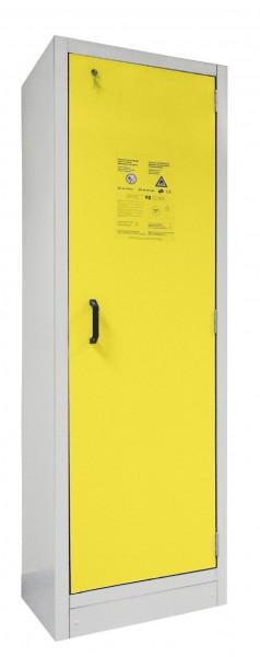 Sicherheitsschrank Cemo Typ 6/20 mit geschlossener Tür