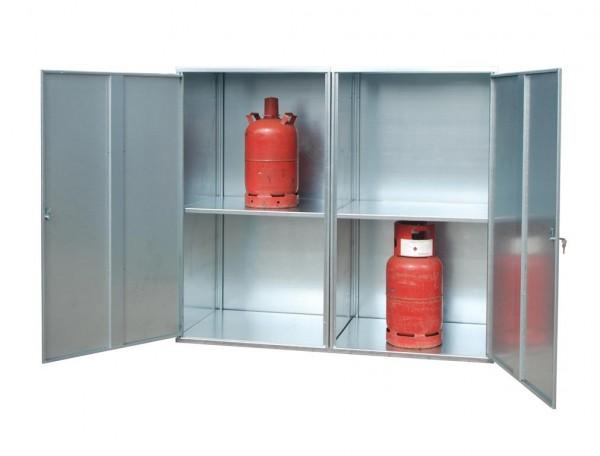Gasflaschen-Depot Typ GFD-G-2
