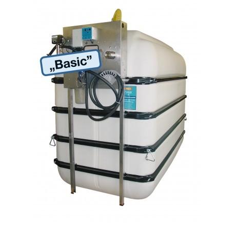 Tankstation Indoor Basic 5000-Liter