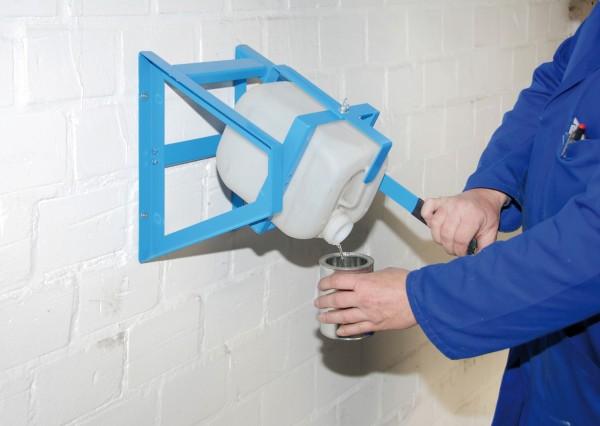 Kanister-Abfüllhilfe für 1 x 5 Liter Fass