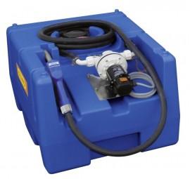 Cemo Blue-Mobil Easy 125-Liter AdBlue® Tankanlage mit Membranpumpe und Automatik-Zapfventil