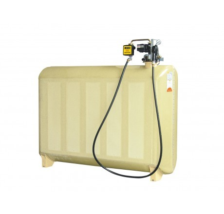 Komfortpaket 2000 Liter