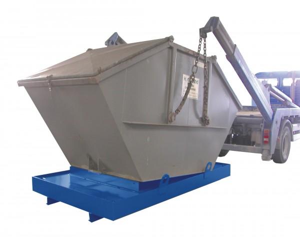 Containerwanne Typ CW für Absetzcontainer