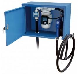 Pumpenschrank mit Elektropumpe ca. 30 l/min
