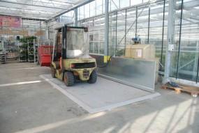 Diesel-Abfüllplatz KPS-1 für Eigenverbrauchs-Tankanlagen