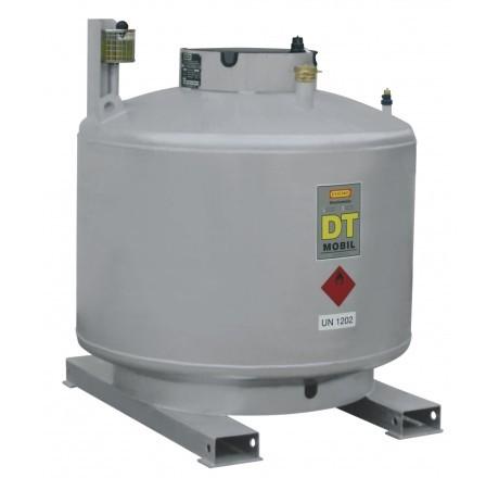 DT-Mobil 980-Liter einwandig, lackiert ohne Pumpenhaube (Abbildung ähnlich)