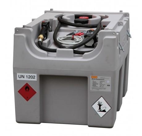 DT-Mobil Easy 430-Liter mit Elektropumpe 12 V und Automatik-Zapfpistole