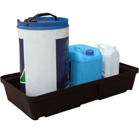 PE-Laborwanne 60-Liter ohne PE-Rost (Abbildung ähnlich)