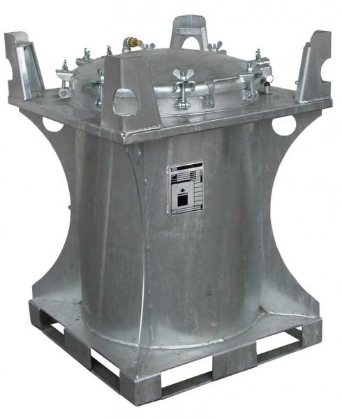 Schadstoff-Container SCD