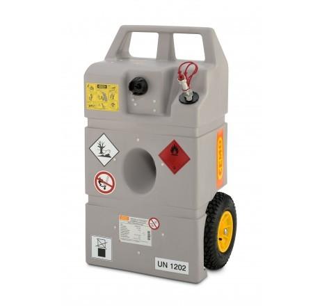 Diesel- und Heizöltrolley 100 Liter