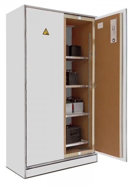 PRIOCAB-Li EI90 zur Lagerung von Lithium-Ionen-Batterien