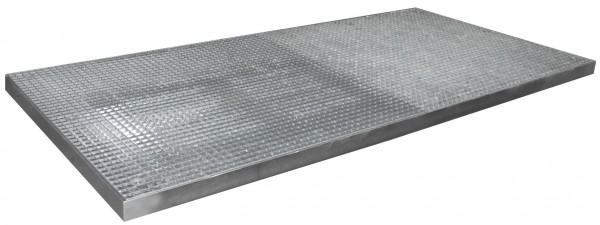 Bodenschutzwanne aus Stahl Typ BSW 23
