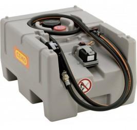 Cemo DT-Mobil Easy 125-Liter mit Elektropumpe und Akkusystem