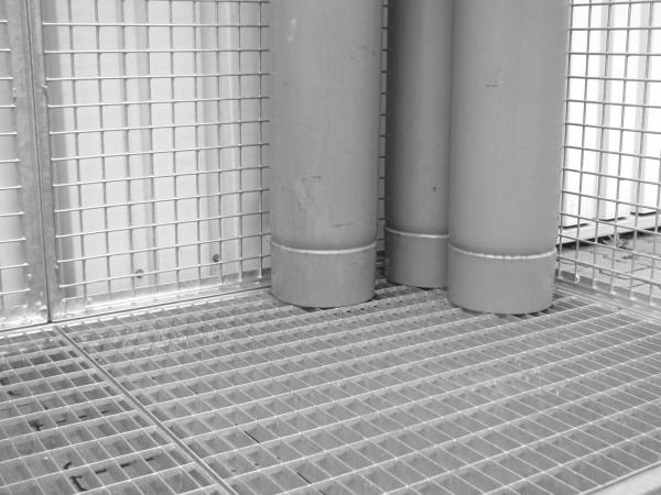 verzinkter Gitterrostboden für GFC-M-2