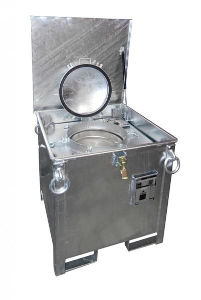 Sammelbehälter Typ ASB-250