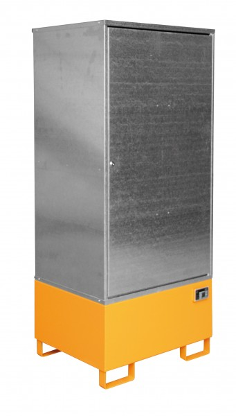 Gefahrstoff-Schrank Typ GS-1 für 1 x 200-l-Fass