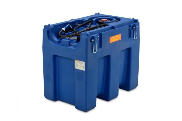 Blue-Mobil Easy 600-Liter mit Automatik-Zapfventil, Behälter mit Kranösen
