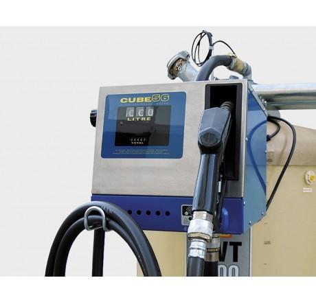 Elektropumpe 230 V, Förderleistung: ca. 50 l/min
