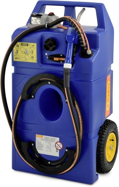 Cemo AdBlue®-Trolley 100 Liter mit CENTRI SP 30 und Akku