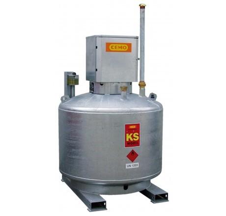 Kraftstofftankanlage KS-Mobil 400-Liter (Abbildung ähnlich)