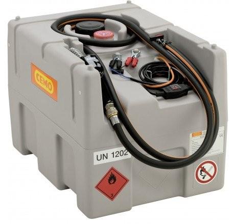 DT-Mobil Easy mit Elektropumpe CENTRI