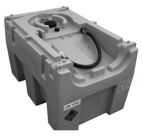 DT-Mobil Easy 600-Liter mit Schnellkupplung