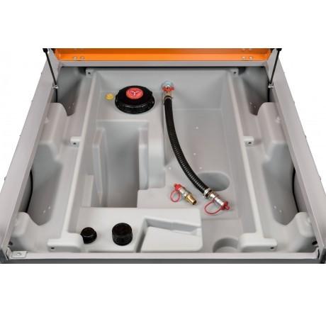 DT-Mobil Easy 980-Liter mit Schnellkupplung