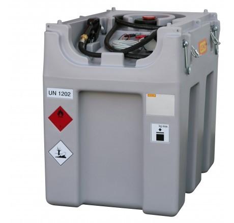 DT-Mobil Easy 600-Liter mit Elektropumpe und Automatik-Zapfpistole