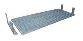 Gitterrost-Zwischenboden für GD-N-2 | -R2