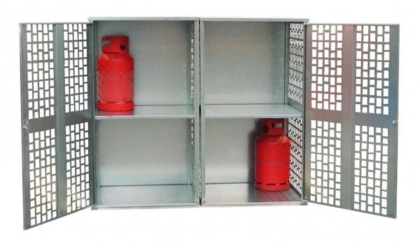 Gasflaschen-Depot GFD-L-2