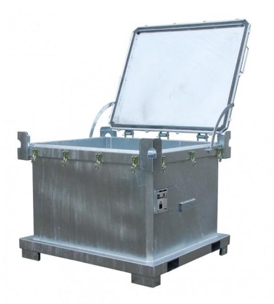 Bergungsgrossverpackung Typ SAG 1500