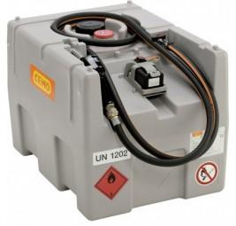 Cemo DT-Mobil Easy 200-Liter mit Elektropumpe und Akkusystem