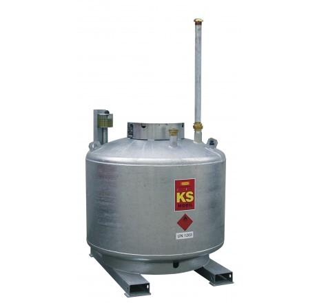 Kraftstofftankanlage KS-Mobil 400-Liter